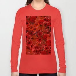 Vintage & Shabby Chic - Colorful End Of The Summer Long Sleeve T-shirt