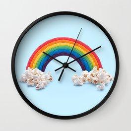 CANDY RAINBOW Wall Clock