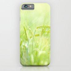 grainy green Slim Case iPhone 6s