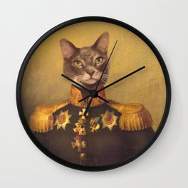 General Bity Bits Portrait Wall Clock