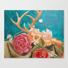 Beautiful Stranger Canvas Print