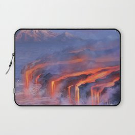 Water and Fire Laptop Sleeve