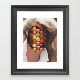 Artificial Flavors Framed Art Print