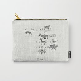 Alzebra Carry-All Pouch
