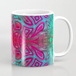 The Easter Bunny Visual Enigma I Coffee Mug
