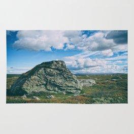 Mountains #4 Rug