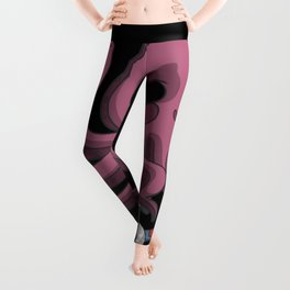 Bicycle cyclist octopus Leggings