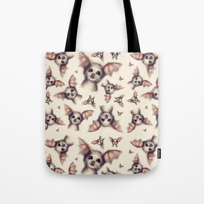 What the Fox - Pattern Tote Bag