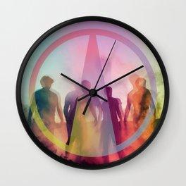 NORTHLIGHT Image Wall Clock