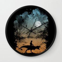 Rexboy Wall Clock