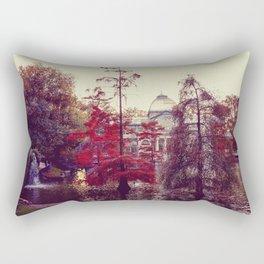 Palacio de Cristal Rectangular Pillow