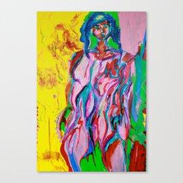 Woman, 2014 Canvas Print