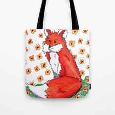 Phone or Fox Tote Bag
