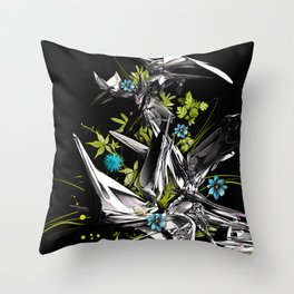 Amazing abstract design Throw Pillow