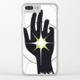 64 Clear iPhone Case