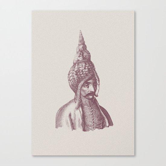 Haute Coiffure  /#1 Canvas Print