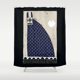 Hase & Mond Shower Curtain