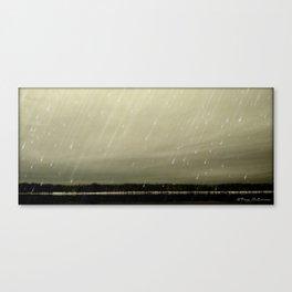 Rain 2014a_Smoke Canvas Print