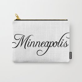 Minneapolis Carry-All Pouch