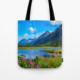 God's Country - II Tote Bag