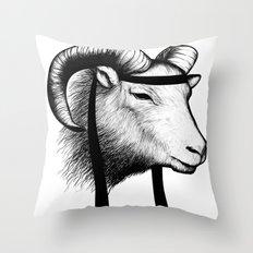 RAMbo Throw Pillow