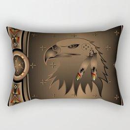 Eagle Nation Rectangular Pillow