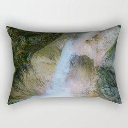Raging water Rectangular Pillow