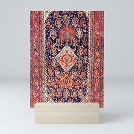 Qashqa'i Kashkuli Fars Southwest Persian Rug Mini Art Print