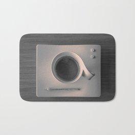 Modern Breakfast Bath Mat