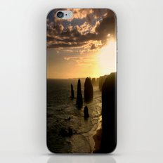 Twelve Apostles at Dusk iPhone & iPod Skin