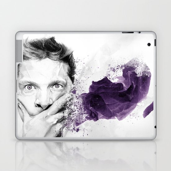 In the Flesh Pt. 1 Laptop & iPad Skin