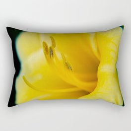 Day Lily-4 Rectangular Pillow
