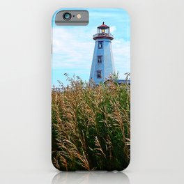 Lighthouse Path iPhone Case