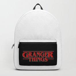 Granger Things ! Backpack