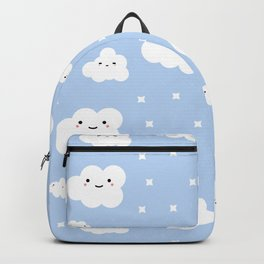 Blue Clouds Backpack