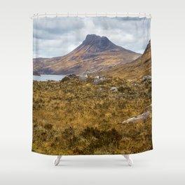 Moorland Views Shower Curtain