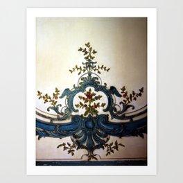Design for Royalty Art Print