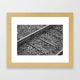 sins ~ fld(X part i) Framed Art Print