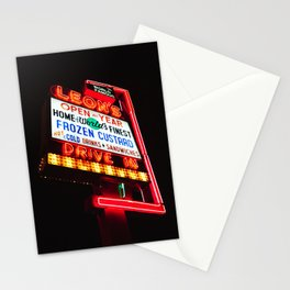 Leon's Stationery Cards
