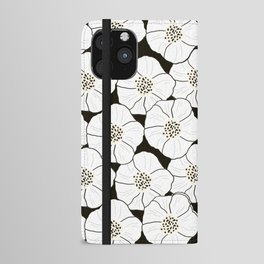 Anemone  iPhone Wallet Case