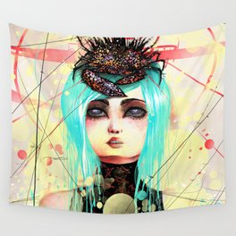 New Queen. Wall Tapestry