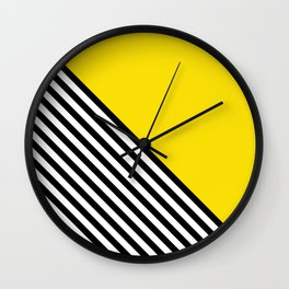 Highway nr°64 Wall Clock