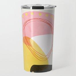 Modern minimal forms 57 Travel Mug