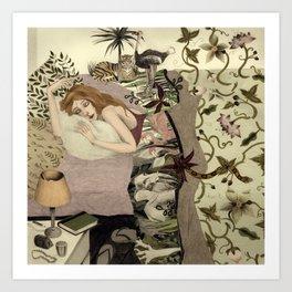 Eden - The Dream Art Print