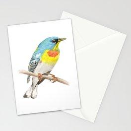 Northern Parula Stationery Cards