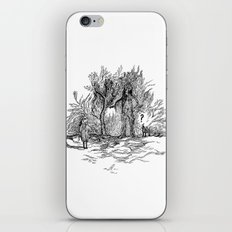 Creatures of nature iPhone & iPod Skin