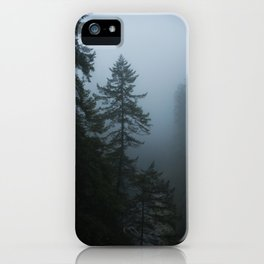 Through the Mist iPhone Case