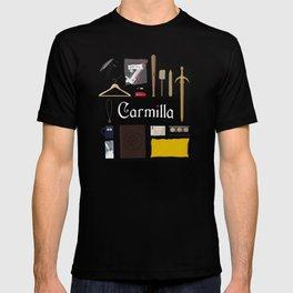 Carmilla Items T-shirt