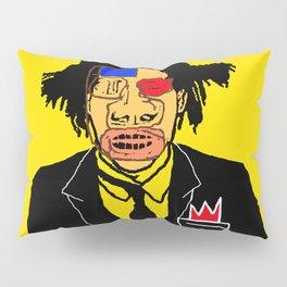 Jean Michelle Basquiat Pillow Sham