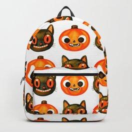 Cat Jack Cat Jack Pattern Backpack